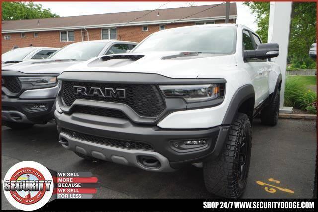 2021 RAM Ram Pickup 1500 TRX