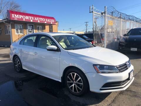 2017 Volkswagen Jetta for sale at Imports Auto Sales Inc. in Paterson NJ