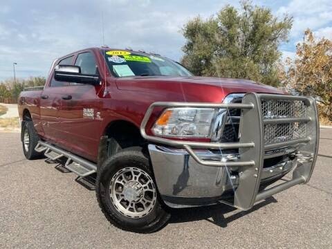 2013 RAM Ram Pickup 2500 for sale at UNITED Automotive in Denver CO