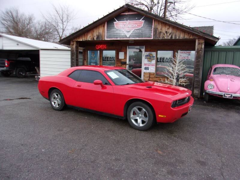 2010 Dodge Challenger for sale at LEE AUTO SALES in McAlester OK