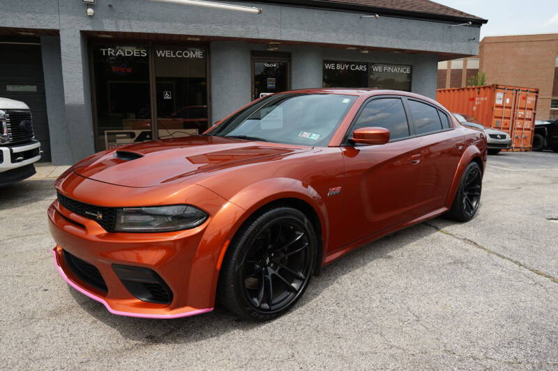 2020 Dodge Charger for sale at PA Motorcars in Conshohocken PA