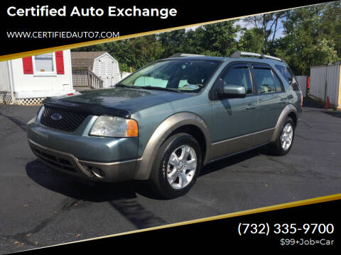 2006 Ford Freestyle for sale at Certified Auto Exchange in Keyport NJ