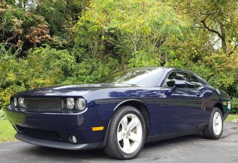 2013 Dodge Challenger for sale at The Motor Collection in Columbus OH
