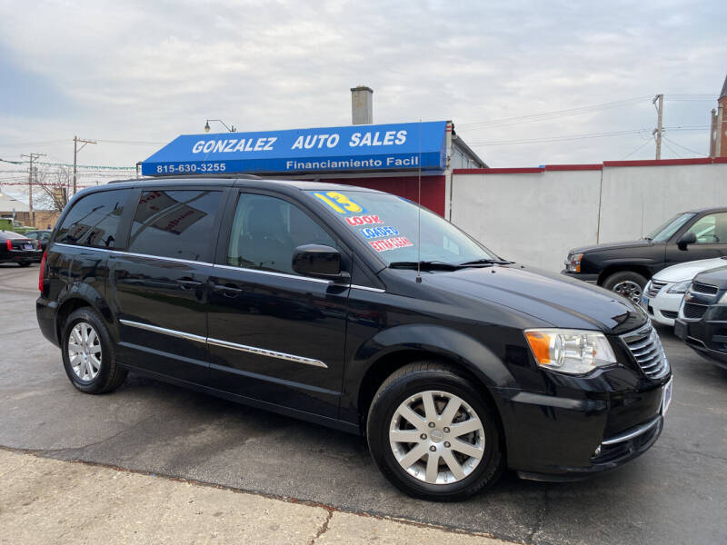 2013 Chrysler Town and Country for sale at Gonzalez Auto Sales in Joliet IL