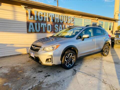2016 Subaru Crosstrek for sale at Lighthouse Auto Sales LLC in Grand Junction CO