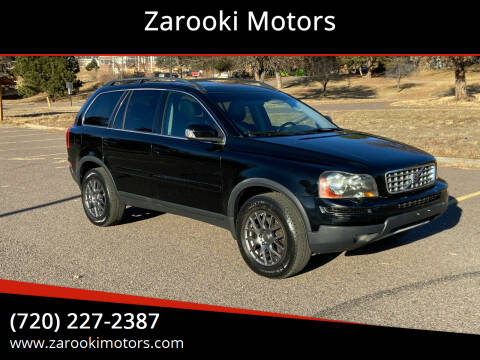 2007 Volvo XC90 for sale at Zarooki Motors in Englewood CO