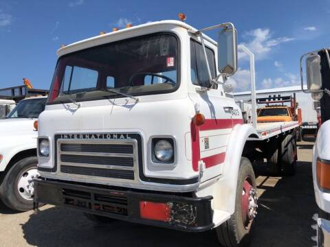 1979 International DUMP CARGOSTAR 1810 for sale at Brand X Inc. in Mound House NV