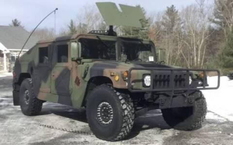 1985 HUMMER Humvee for sale at Classic Car Deals in Cadillac MI