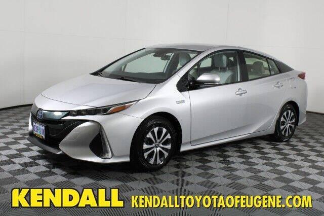 2020 Toyota Prius Prime for sale in Eugene, OR