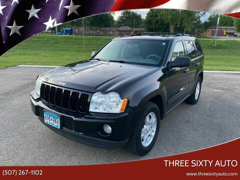 2006 Jeep Grand Cherokee for sale at Three Sixty Auto in Elysian MN