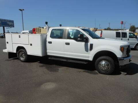 2018 Ford F-350 Super Duty for sale at Benton Truck Sales - Utility Trucks in Benton AR