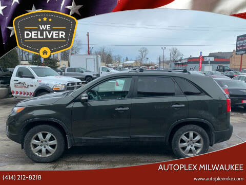 2013 Kia Sorento for sale at Autoplex 2 in Milwaukee WI