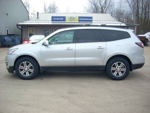 2015 Chevrolet Traverse for sale at H&L MOTORS, LLC in Warsaw IN
