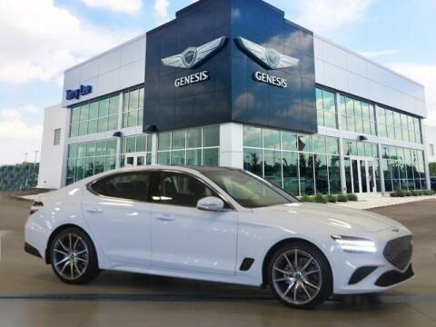 2022 Genesis G70 for sale at Terry Lee Hyundai in Noblesville IN