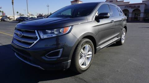 2015 Ford Edge for sale at Charlie Cheap Car in Las Vegas NV