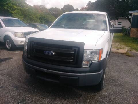 2014 Ford F-150 for sale at U-Safe Auto Sales in Deland FL