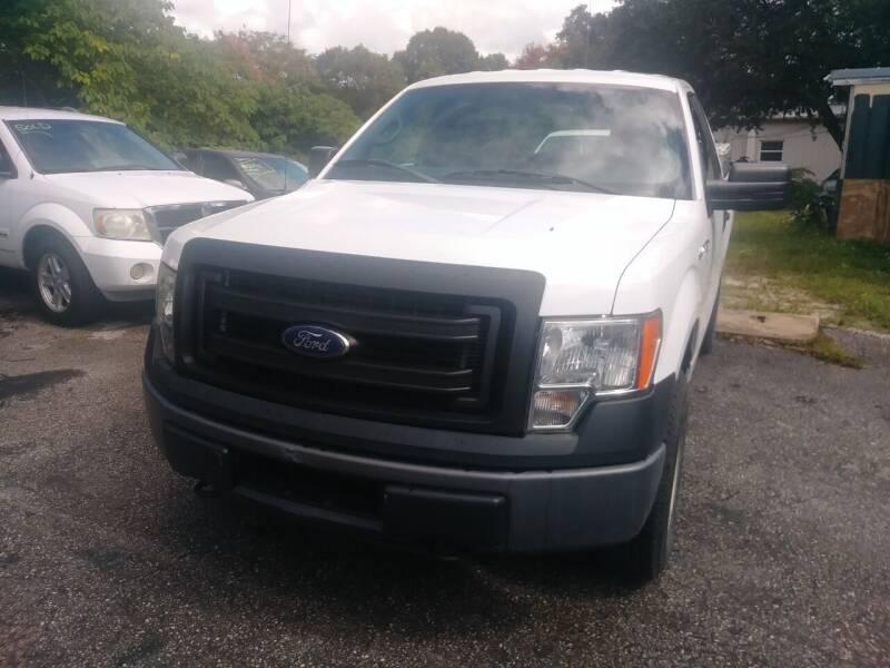 2014 Ford F-150 for sale at U-Safe Auto Sales in Deland FL