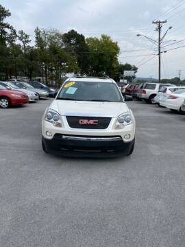 2011 GMC Acadia for sale at Elite Motors in Knoxville TN