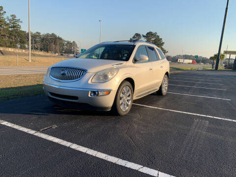 2011 Buick Enclave for sale at SELECT AUTO SALES in Mobile AL