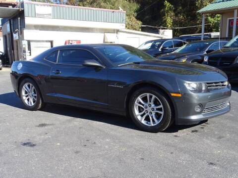 2014 Chevrolet Camaro for sale at Luxury Auto Innovations in Flowery Branch GA
