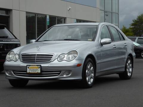 2006 Mercedes-Benz C-Class for sale at Loudoun Motor Cars in Chantilly VA