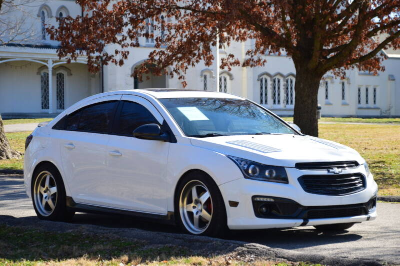 2015 Chevrolet Cruze for sale at Digital Auto in Lexington KY