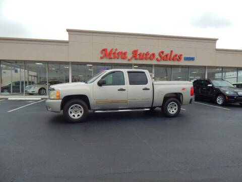 2007 Chevrolet Silverado 1500 for sale at Mira Auto Sales in Dayton OH