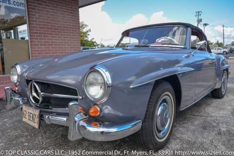1962 Mercedes-Benz SL-Class for sale at Top Classic Cars LLC in Fort Myers FL