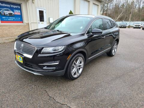 2019 Lincoln MKC for sale at Medway Imports in Medway MA