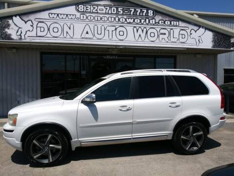 2013 Volvo XC90 for sale at Don Auto World in Houston TX