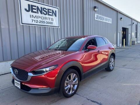 2020 Mazda CX-30 for sale at Jensen's Dealerships in Sioux City IA