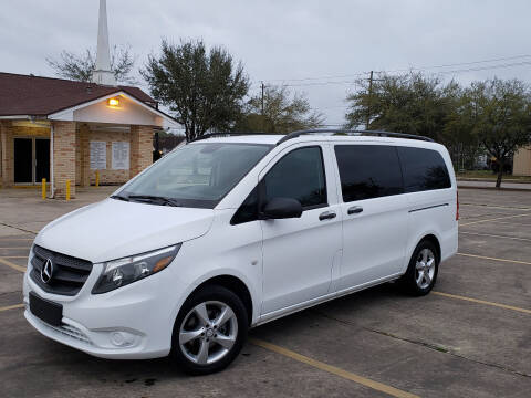 2016 Mercedes-Benz Metris for sale at AC MOTORCARS LLC in Houston TX