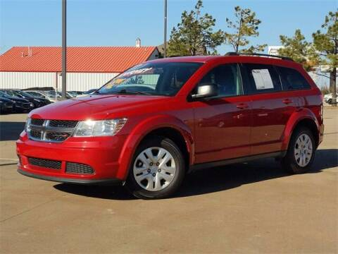 2017 Dodge Journey for sale at Bryans Car Corner in Chickasha OK