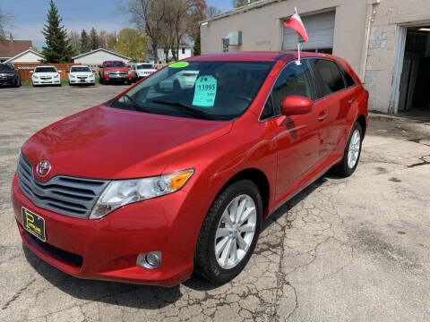 2010 Toyota Venza for sale at PAPERLAND MOTORS - Fresh Inventory in Green Bay WI