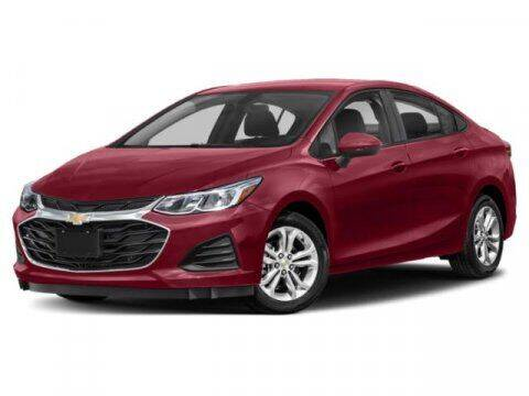 2019 Chevrolet Cruze for sale at HILAND TOYOTA in Moline IL
