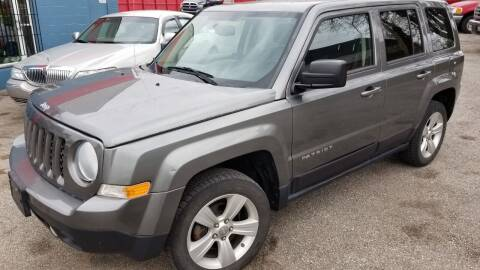 2013 Jeep Patriot for sale at Buy For Less Motors, Inc. in Columbus OH