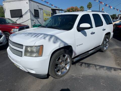 2008 Chevrolet Tahoe for sale at Rock Motors LLC in Victoria TX