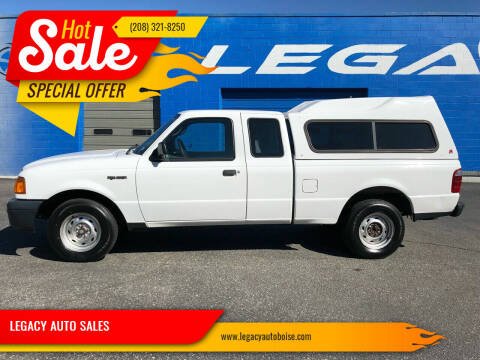 2005 Ford Ranger for sale at LEGACY AUTO SALES in Boise ID