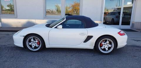 2005 Porsche Boxster for sale at HomeTown Motors in Gillette WY