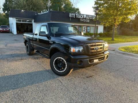 2010 Ford Ranger for sale at Rite Track Auto Sales in Canton MI