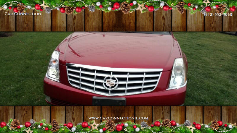 2006 Cadillac DTS for sale at Car Connection in Yorkville IL