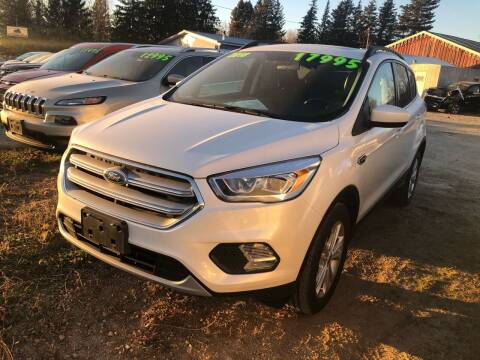 2018 Ford Escape for sale at Don's Sport Cars in Hortonville WI