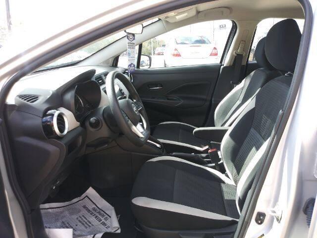 2020 Nissan Versa SV 4dr Sedan - Montgomery AL