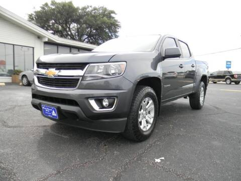 2015 Chevrolet Colorado for sale at MARK HOLCOMB  GROUP PRE-OWNED in Waco TX