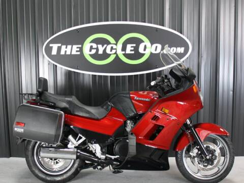 2003 Kawasaki CG 1000 CONCOURSE for sale at THE CYCLE CO in Columbus OH