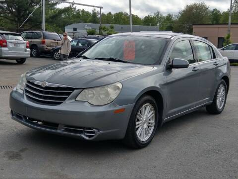2007 Chrysler Sebring for sale at United Auto Service in Leominster MA