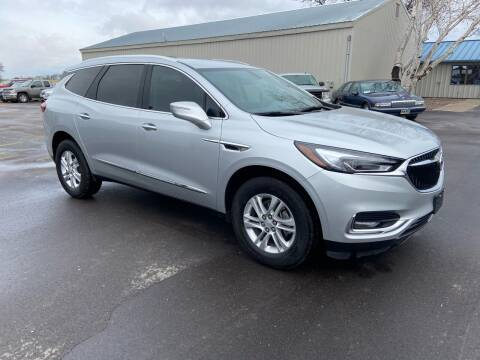 2018 Buick Enclave for sale at Hill Motors in Ortonville MN