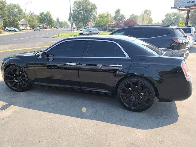 2012 Chrysler 300 for sale at Cars 4 Idaho in Twin Falls ID