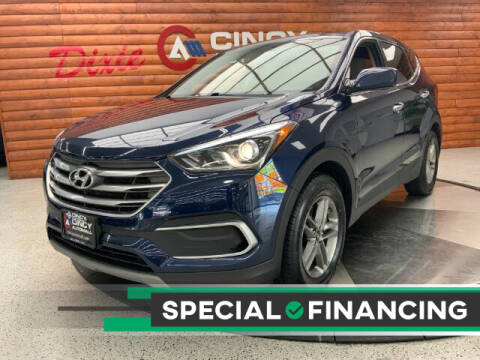 2018 Hyundai Santa Fe Sport for sale at Dixie Motors in Fairfield OH