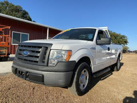 2009 Ford F-150 for sale at LJD Sales in Lampasas TX